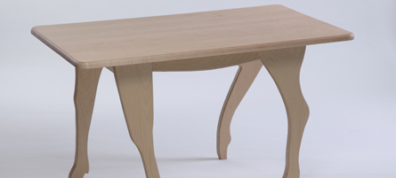 Animal Leg Table