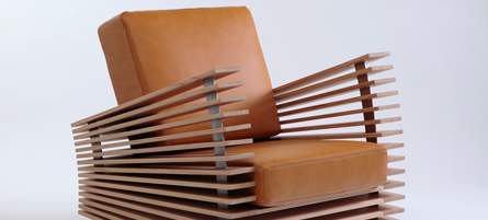 WA Lounge Chair OUGI Series